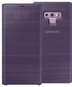bao da Led view Galaxy Note 9 chính hãng
