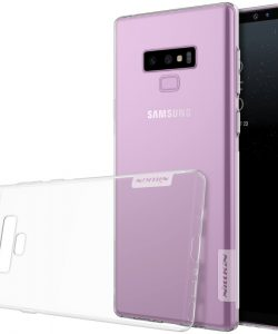 Ốp lưng silicon trong suốt cho Samsung Galaxy Note 9 hiệu Nillin