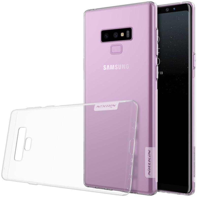 Ốp lưng silicon Samsung Note 9 hiệu Nillkin chính hãng