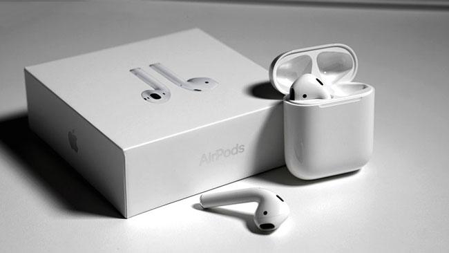 tai nghe bluetooth airpods zin hãng apple cao cấp