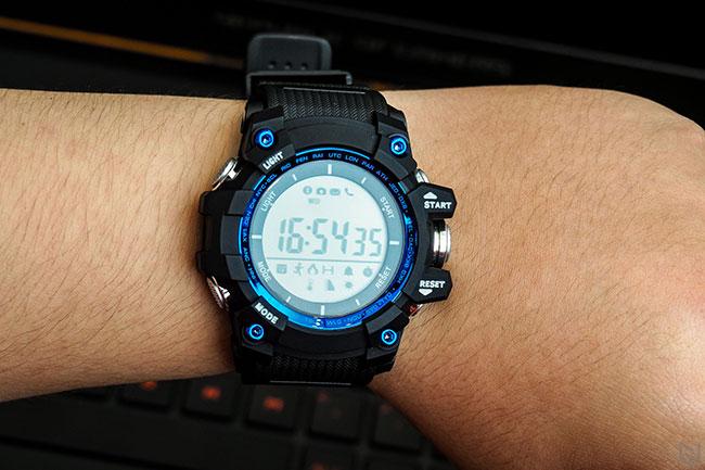 đồng hồ thông minh no.1 f2 cao cấp đa năng
