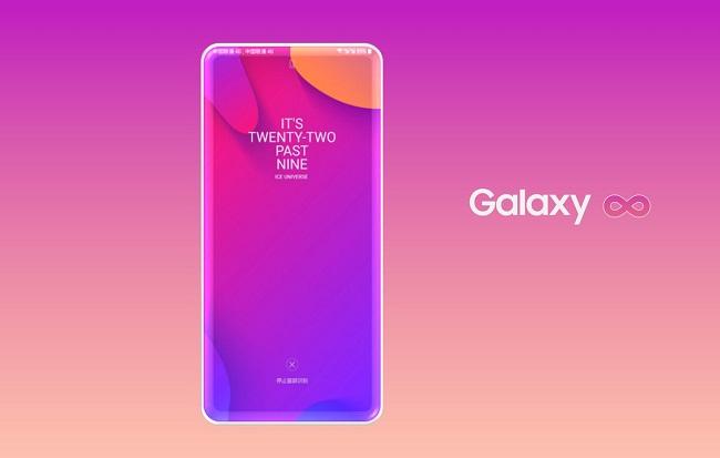 Samsung galaxy cao cấp
