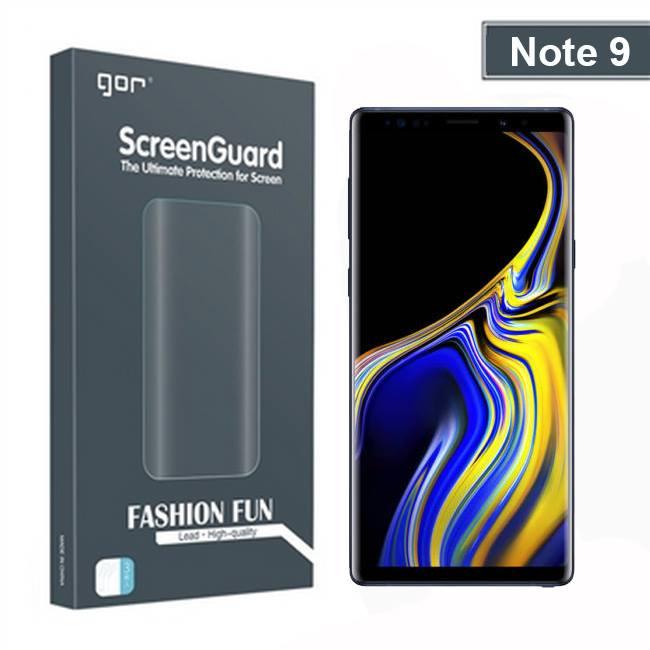 Dán màn hình Gor Samsung Galaxy Note 9 cực chất