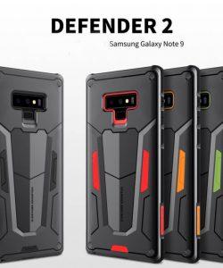 Ốp lưng chống sốc Defender samsung galaxy Note 9 hiệu Nillkin