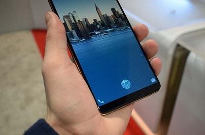 Lộ lý do Samsung chưa làm màn hình tích hợp cảm biến vân tay!