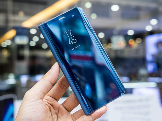 Bao da Clear view Note 9, Bao da Clear view Note 8, Bao da Clear view S9, Bao da Clear view S9+, Bao da Clear view S8, Bao da Clear view S8+