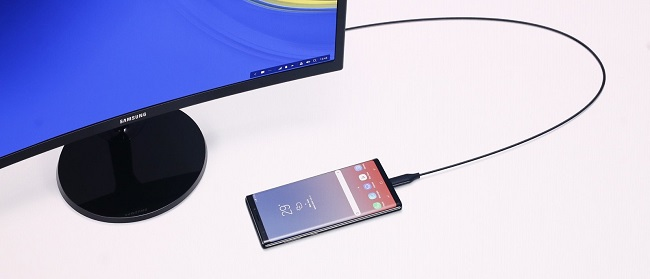 cáp HDMI dex note 9