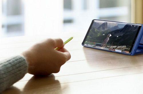 Spen – Chiếc bút quyền năng tạo nên thương hiệu Samsung Note 9