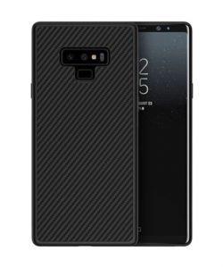 ốp lưng vân carbon note 9 synthetic fiber