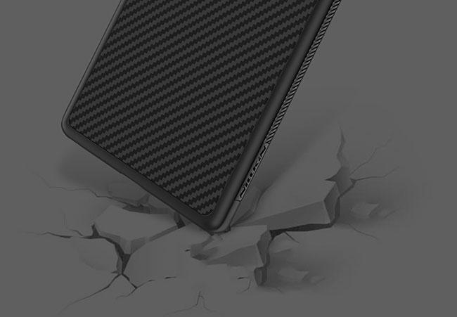 ốp lưng vân carbon note 9 synthetic fiber