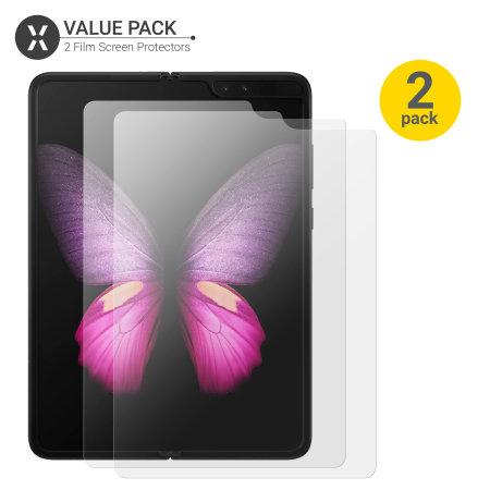 Dán màn hình Galaxy Fold chống xước cao cấp
