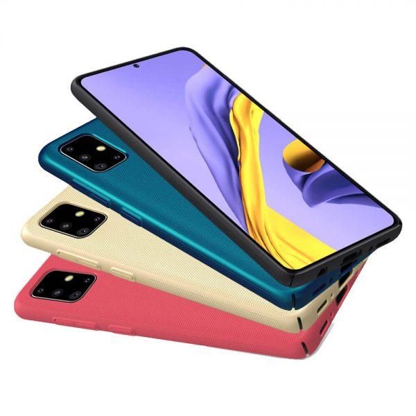 Ốp lưng Galaxy A51 Nillkin sần cao cấp