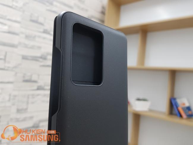 Bao da Led View Samsung S20 Ultra zin chống xước