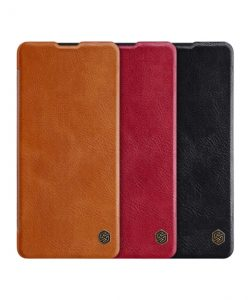Bao da Galaxy Note 10 Lite Nillkin bền đẹp giá rẻ