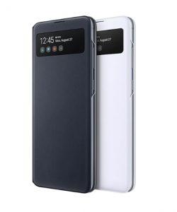 Bao da S View Galaxy Note 10 Lite đẹp chính hãng Đà Nẵng TPHCM