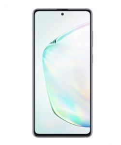 Miếng dán full màn hình Samsung Galaxy Note 10 Lite chính hãng