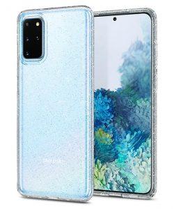 Ốp lưng Samsung S20 Plus Spigen Liquid Crystal Gliter chính hãng Hà Nội TPHCM