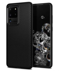 Ốp lưng Spigen Samsung S20 Ultra Liquid Air chính hãng