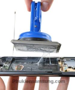 Thay pin Galaxy S20 giá rẻ