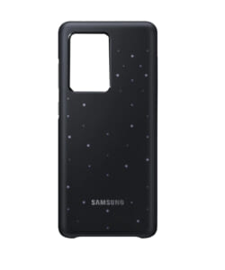 Ốp lưng da Galaxy S21 Led Cover giá rẻ
