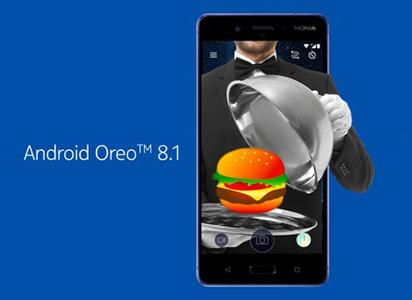 Truy cập web bằng cách chụp ảnh màn hình trên Android 8