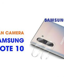 Dán kính cường lực Camera Note 10 plus giá rẻ