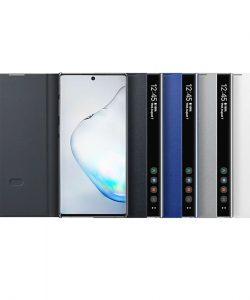 Bao da Clear View Samsung s11 plus cao cấp