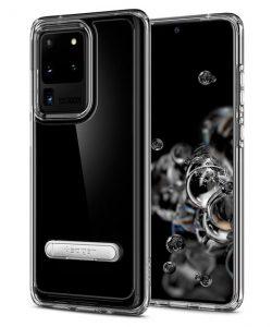 Ốp lưng Samsung S20 Ultra Spigen Ultra Hybrid S chính hãng giá rẻ Hà Nội TPHCM