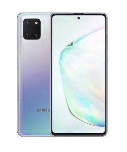 Ốp lưng Silicon Galaxy Note 10 Lite đẹp trong suốt