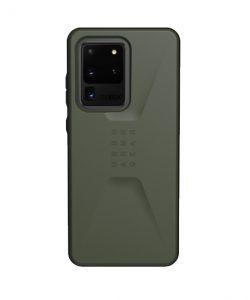 Ốp lưng UAG Galaxy S20 Civilian chính hãng