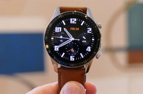 Cách kết nối đồng hồ Huawei Watch GT 2 đơn giản nhất