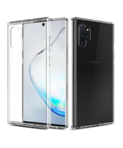 Ốp lưng Note 10 Plus trong suốt cứng