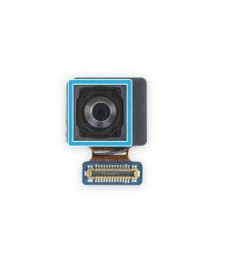Thay camera trước Note 10 Plus