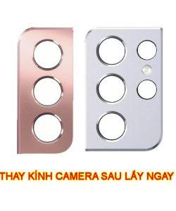 Thay kính camera S21 Ultra